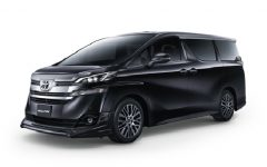Toyota Vellfire New Facelift 2.5